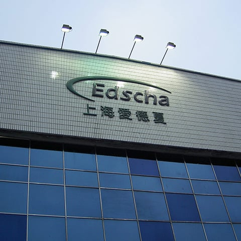 Edscha gains a foothold in China